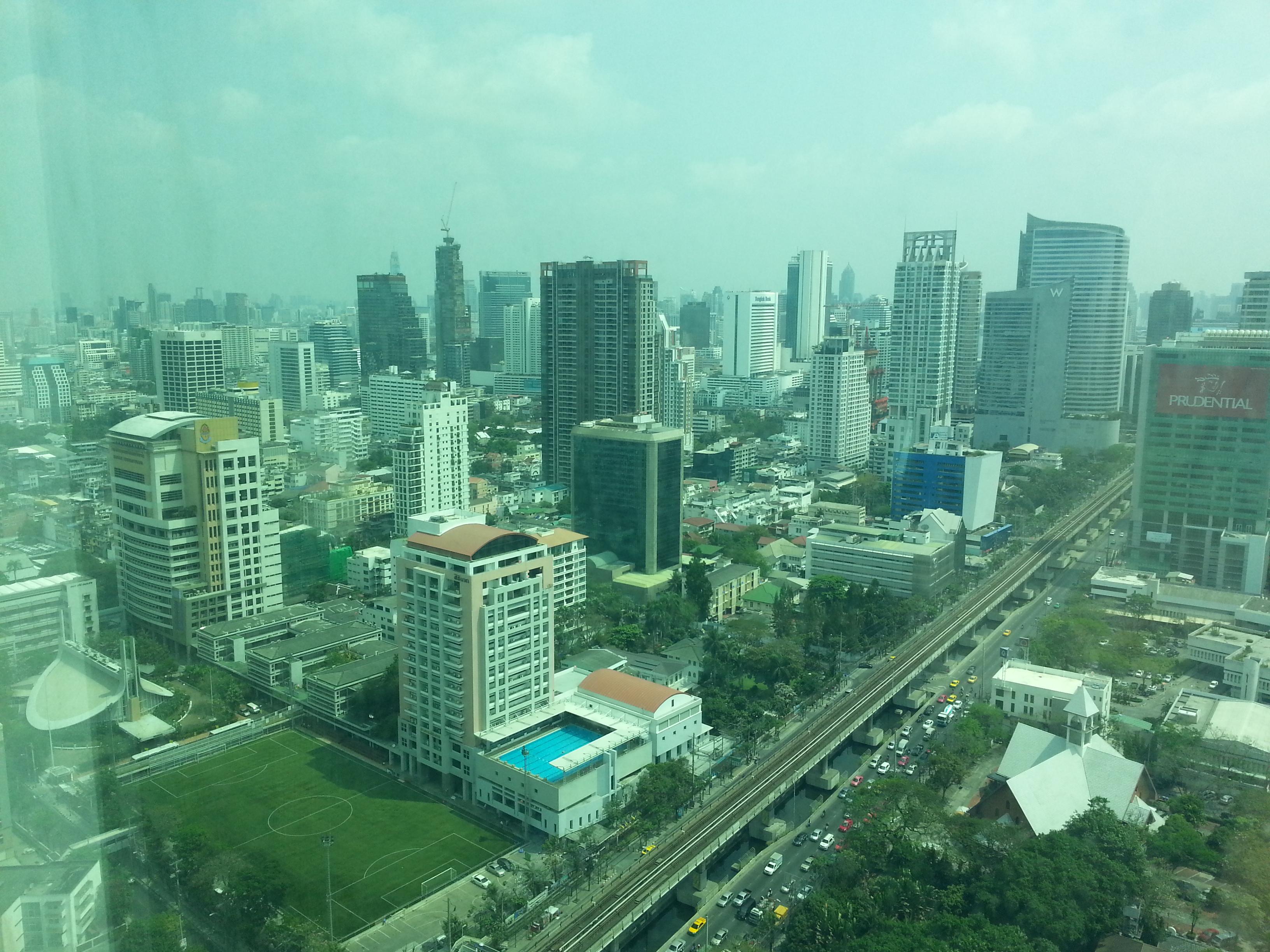 Bangkok, was hast du bloß gegen uns?